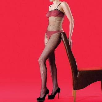 maglia corpo LEGWEAR - Fishnet corpo - Nero, LEGWEAR