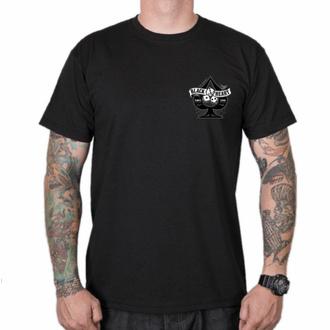 Maglietta da uomo BLACK HEART - WIKI PIN UP - NERO, BLACK HEART