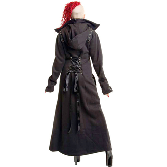 cappotto da donna POIZEN INDUSTRIES - Corvo, POIZEN INDUSTRIES