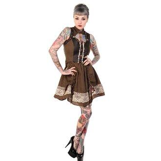 vestito donna BANNED - Brown, BANNED