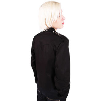 giacca primaverile / autunnale donna - Black - DEAD THREADS, DEAD THREADS