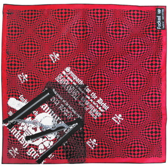 bandana DEAD THREADS - Red, DEAD THREADS