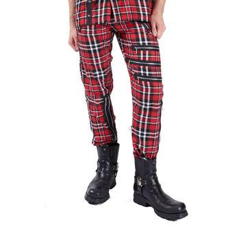 Pantaloni uomo DEAD THREADS - Red