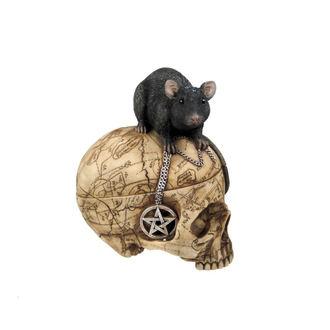 accessori (contenitore) Salem Skull