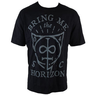 t-shirt metal uomo Bring Me The Horizon - Hand Drawn Shield - ROCK OFF, ROCK OFF, Bring Me The Horizon
