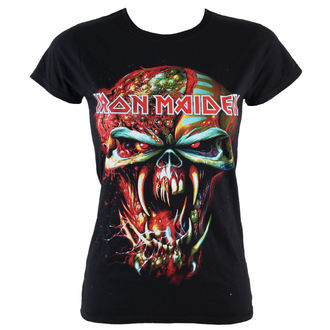 t-shirt metal donna Iron Maiden - Final Frontier Eddie - ROCK OFF, ROCK OFF, Iron Maiden