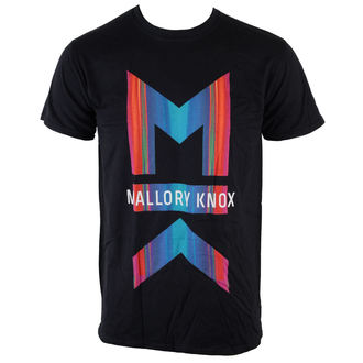 t-shirt metal uomo Mallory Knox - Asymmetry - ROCK OFF, ROCK OFF, Mallory Knox