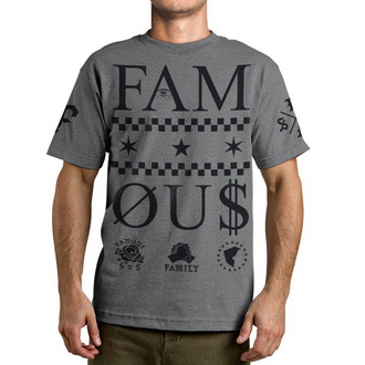 t-shirt street uomo - Times - FAMOUS STARS & STRAPS, FAMOUS STARS & STRAPS