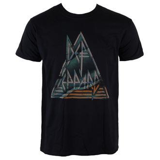 t-shirt metal uomo Def Leppard - Pyramid - LIVE NATION, LIVE NATION, Def Leppard