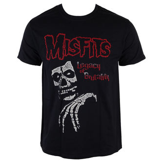 t-shirt metal uomo Misfits - Legacy Of Brutality - LIVE NATION