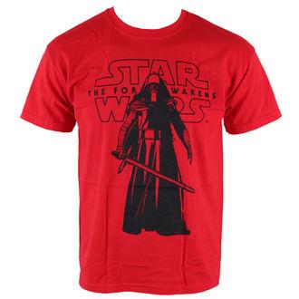 t-shirt film uomo Star Wars - Kylo Ren Standing Fotl - LIVE NATION, LIVE NATION