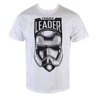 t-shirt film uomo Star Wars - Troop Leader Fotl - LIVE NATION, LIVE NATION