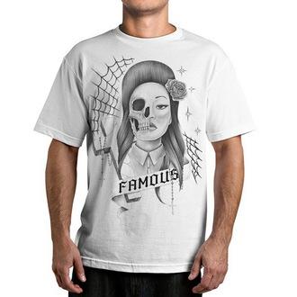 t-shirt street uomo - Sinister - FAMOUS STARS & STRAPS, FAMOUS STARS & STRAPS