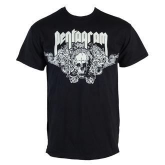 t-shirt metal uomo Pentagram - Skull - RAZAMATAZ, RAZAMATAZ, Pentagram