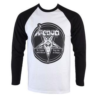 t-shirt metal uomo Venom - In League With Satan - RAZAMATAZ, RAZAMATAZ, Venom