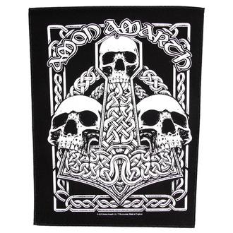 toppa grande Amon Amarth - Tre Skulls - RAZAMATAZ, RAZAMATAZ, Amon Amarth
