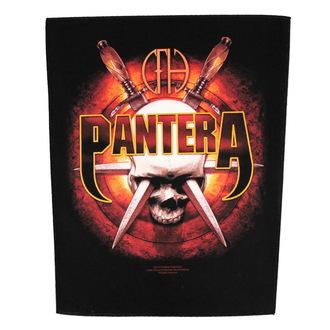 toppa grande Pantera - Skull Coltelli - RAZAMATAZ, RAZAMATAZ, Pantera