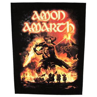 toppa grande Amon Amarth - Surtur Crescente - RAZAMATAZ, RAZAMATAZ, Amon Amarth