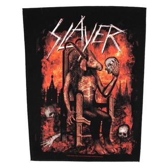 toppa grande Slayer - Devil On Trono - RAZAMATAZ, RAZAMATAZ, Slayer