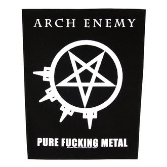 toppa grande Arch Enemy - Pure Fucking Metal - RAZAMATAZ, RAZAMATAZ, Arch Enemy