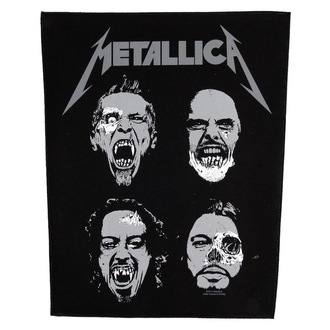 toppa grande Metallica - Undead - RAZAMATAZ, RAZAMATAZ, Metallica