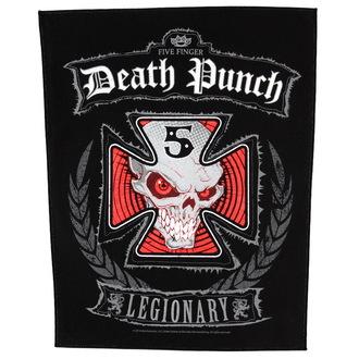 toppa grande Five Finger Death Punch - Legionario - RAZAMATAZ, RAZAMATAZ, Five Finger Death Punch
