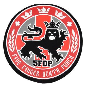 toppa grande Five Finger Death Punch - Legionario Seal - RAZAMATAZ, RAZAMATAZ, Five Finger Death Punch