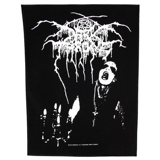 toppa grande Darkthrone - Transilvanian Hunger - RAZAMATAZ, RAZAMATAZ, Darkthrone