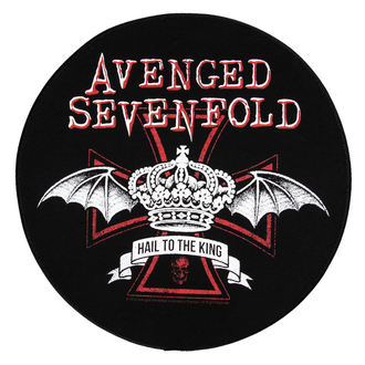 toppa grande Avenged Sevenfold - Red Crown - RAZAMATAZ, RAZAMATAZ, Avenged Sevenfold