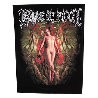 toppa grande Cradle of Filth - Deflorazione The Verginità - RAZAMATAZ, RAZAMATAZ, Cradle of Filth