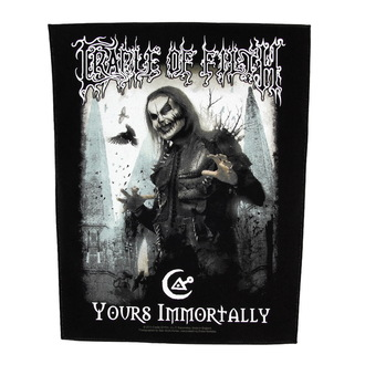 toppa grande Cradle of Filth - Il vostro Immortale - RAZAMATAZ, RAZAMATAZ, Cradle of Filth