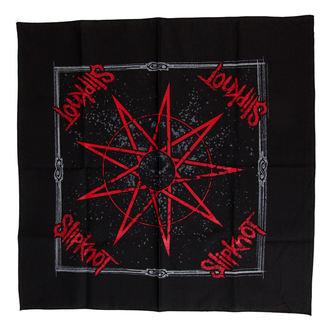 bandana Slipknot - Nine Appuntito Star - RAZAMATAZ, RAZAMATAZ, Slipknot