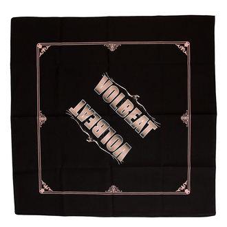 bandana Volbeat - Raven Logo - RAZAMATAZ, RAZAMATAZ, Volbeat