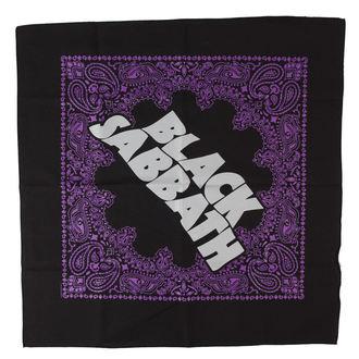 bandana Black Sabbath - Logo - RAZAMATAZ, RAZAMATAZ, Black Sabbath