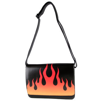 borsa IRON FIST - Fire Sign - Nero, IRON FIST