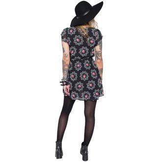 vestito donna IRON FIST - Ring In giro The Rise - Nero