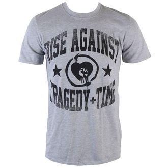 t-shirt metal uomo Rise Against - Tragedy Time - PLASTIC HEAD, PLASTIC HEAD, Rise Against
