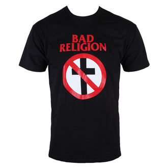 t-shirt metal uomo Bad Religion - Cross Buster - KINGS ROAD, KINGS ROAD, Bad Religion