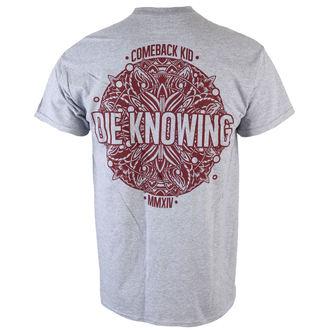 t-shirt metal uomo Comeback Kid - Mandala - KINGS ROAD, KINGS ROAD, Comeback Kid