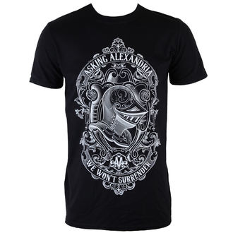 t-shirt metal uomo Asking Alexandria - We Won't Surrender - PLASTIC HEAD, PLASTIC HEAD, Asking Alexandria