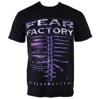 t-shirt metal uomo Fear Factory - Demanfacture - PLASTIC HEAD