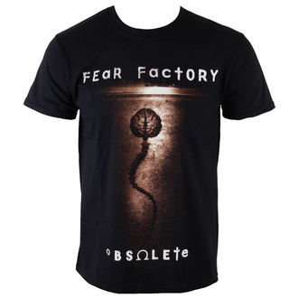 t-shirt metal uomo Fear Factory - Obsolete - PLASTIC HEAD, PLASTIC HEAD, Fear Factory
