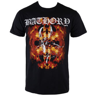 t-shirt metal uomo Bathory - Fire Goat - PLASTIC HEAD, PLASTIC HEAD, Bathory