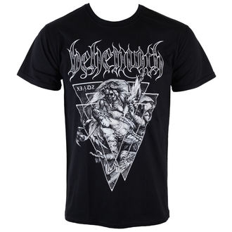 t-shirt metal uomo Behemoth - Behemoth - PLASTIC HEAD, PLASTIC HEAD, Behemoth