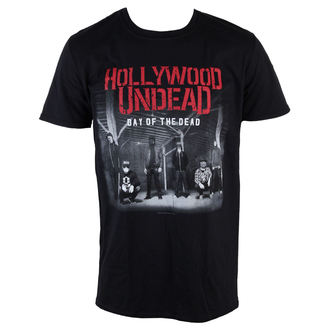 t-shirt metal uomo Hollywood Undead - Day Of The Dead - PLASTIC HEAD, PLASTIC HEAD, Hollywood Undead