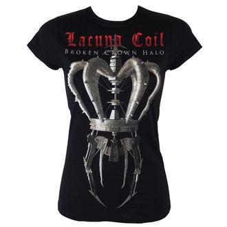 t-shirt metal donna Lacuna Coil - Broken Crown Halo - PLASTIC HEAD, PLASTIC HEAD, Lacuna Coil