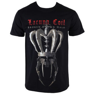 t-shirt metal uomo Lacuna Coil - Broken Crown Halo - PLASTIC HEAD, PLASTIC HEAD, Lacuna Coil