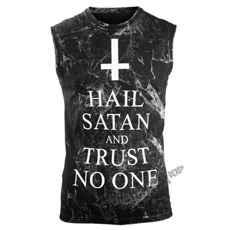 Superiore Uomo AMENOMEN - HAIL SATAN AND TRUST NO ONE, AMENOMEN