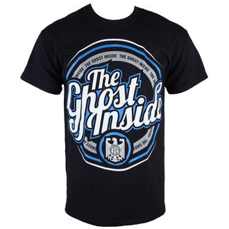 t-shirt metal uomo The Ghost Inside - Circle Logo - KINGS ROAD, KINGS ROAD, The Ghost Inside