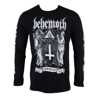 t-shirt metal uomo Behemoth - The Satanist - PLASTIC HEAD, PLASTIC HEAD, Behemoth